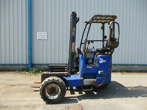 2006 Moffett mounty M8 25.3 truck mounted forklift 2000kg lift delivery availabl