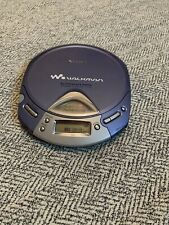 Vintage Sony Walkman Mp3 Cd Player, Pre-owned, Tested, No Earphones Included