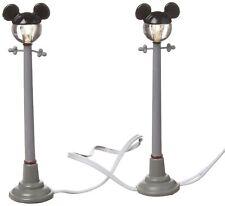 Department 56 Disney Village Mickey Street Lights 4028302