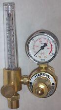 Harris 601-AR-580 Argon Flowmeter Regulator Mig Tig Welding Ar/CO2 Shielding Gas