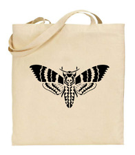Shopper Tote Bag Cotton Canvas Cool Butterfly Fairy Cartoon Ideal Gift Present