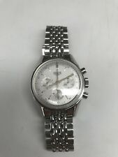 18mm curved ends beads of rice Watch bracelet Vintage Heuer Carrera chronograph