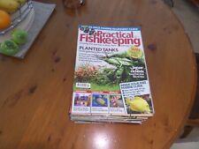 Practical fishkeeping magazine - JOBLOT