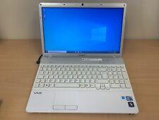 "SONY VAIO PCG71311M 15.6"" LAPTOP, 4 GB, 320 GB HDD, INTEL CORE i3, WINDOWS 10"