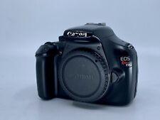 Canon EOS Rebel T3i EOS 18.0MP Digital SLR Camera Black BODY with Battery
