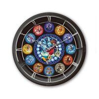 SQUARE ENIX Kingdom Hearts Lighting Clock Japan Import Fast Shipping