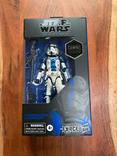 "Star Wars Black Series Stormtrooper Commander 6"" Gamestop Exclusive NIB"