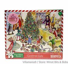 "Fancy Nancy Glitter 100 pc Puzzle Christmas Gala Briar Patch 11.5"" x 15"" Briar"