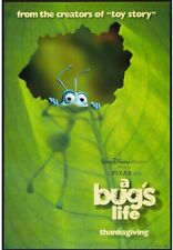 A Bug's Life Original Movie Poster - Flik - Walt Disney   *Hollywood Posters*