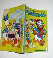 disney  TOPOLINO 176 - 10 dicembre 1957