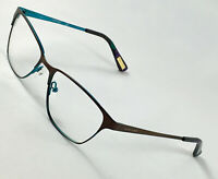 New MARCIANO GUESS GM238 Brown Women's Eyeglasses Frames 53-16-135