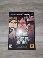 PlayStation 2 PS2 Grand Theft Auto The Trilogy NEW SEALED GTA 3 San Andreas Vice