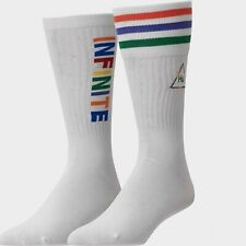 adidas HU Human Race Made Pharrell Williams socks Brand New TBIITD 3S Large