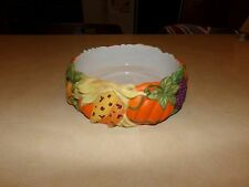 Partylite Harvest Time 3 Wick Candle Holder