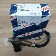 1pcs Genuine BOSCH OEM Oxygen Lambda Sensor 0258006066 LSU 4.2 LS 6066 GMC OPEL