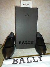 BALLY LEATHER SHOES PUMPS COURT EU 39 UK 6 USA 9 BRAND NEW IN BOX COST £375