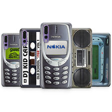 RETRO VINTAGE GADGET NOKIA 3310 CASSETTE PLAYER TAPE PHONE CASE COVER FOR HUAWEI