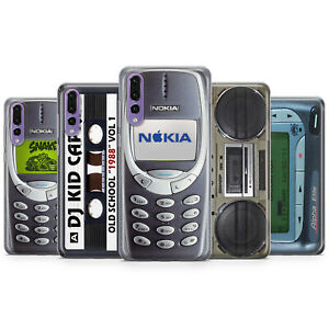 RETRO VINTAGE GADGET NOKIA 3310 CASSETTE PLAYER PHONE CASES & COVERS FOR HUAWEI