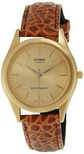 Casio Men's Analog Watch Casual  MTP-1093Q- Free Pouch 1 Year Warranty