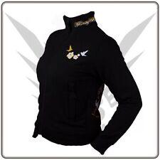 Geblümte Damenjacken & -mäntel aus Baumwolle mit Reißverschluss für die Freizeit