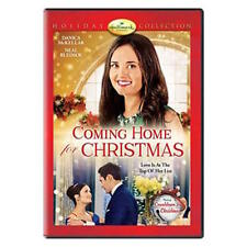 COMING HOME FOR CHRISTMAS DVD - SINGLE DISC EDITION - NEW UNOPENED - HALLMARK