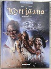 Korrigans 1 Les enfants de la nuit Neuf Civiello Mosdi