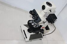 Olympus BH2 Trinocular Microscope + EyePieces WHK 10x/20 L + MSPlan Objective