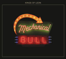KINGS OF LEON - MECHANICAL BULL CD - NEW / SEALED - UK STOCK