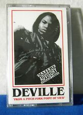 Deville From A Pitch Fork Point Of View CASSETTE NEW!