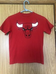 Kids Chicago Bulls T Shirt