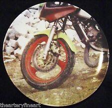 "Robert Rauschenberg 'Motorcycle Wheel', 1997 Collector's 10"" Plate by Guggenheim"