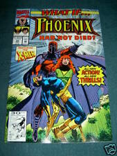 WHAT IF... 32.  PHOENIX HAD NOT DIED? CHRIS CLAREMONT. X-MEN. MARVEL.1991