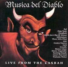 Musica del Diablo by Various Artists (CD, Dec-1993, Cargo)