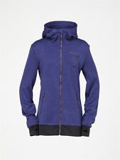 ROXY Women's GROVE Zip Hoodie - IND - Small - NWT