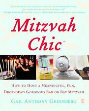 MitzvahChic: How to Host a Meaningful, Fun, Drop-Dead Gorgeous Bar or Bat Mitzva