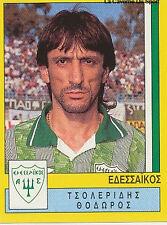 N°111 PLAYER AO EDESSAIKO GREECE HELLAS PANINI GREEK LEAGUE FOOT 95 STICKER 1995