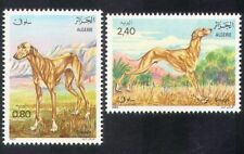 Algeria 1983 Sloughi/Working Dogs/Pets/Animals/Nature 2v set (s974)