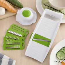 Mandoline Slicer Vegetables Cuttes Carrot Grater Potato Julienne with 5 Blades