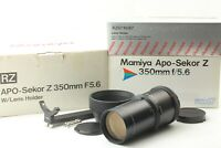 [Unused in Box] Mamiya APO Sekor Z 350mm f/5.6 Lens RZ67 Pro II IID from Japan