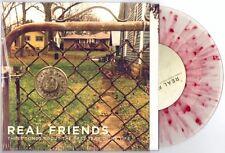 """Real Friends """"Three Songs"""" 7"""" OOP NM Knuckle Puck Story So Far The Wonder Years"""