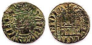 Spain- Sancho IV (1284-1295). Cornado. Burgos. 0,7 g. MBC+/VF+