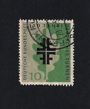 GERMANY 1958 The 150th Anniversary of the Gymnastic Society  (E2)