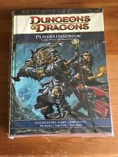 New dungeons & dragons Player's Handbook by Wizards RPG Team (Hardback, 2008)