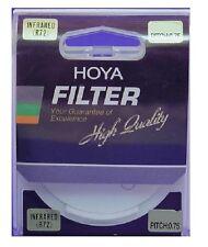 Hoya 77mm Infrared R72 Filter, London