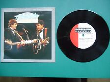 THE EVERLY BROTHERS LIVE AT THE ALBERT HALL 1983 - VINYL 45rpm IMPRESSION  IMS 1