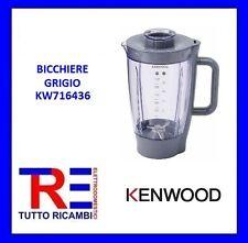 BICCHIERE GRIGIO PER ROBOT DA CUCINA KENWOOD KW716436