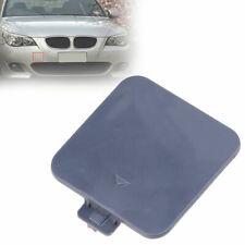Front Bumper Car Tow Hook Cover Cap Trim For 03-07 BMW E60 E61 525i 530i X3 E83