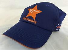 USF Holland Indianapolis Blue Adjustable Baseball Hat Snapback