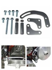 SBC Power Steering Pump Bracket 350 Small Block Chevy Billet Adjustable 551522