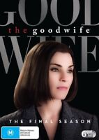 The Good Wife : Season 7 : NEW DVD
